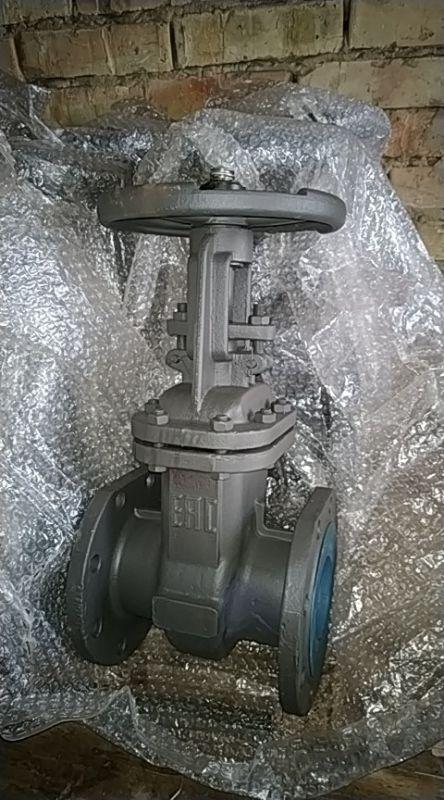 Засувка сталева 30с41нж Ду50-500 Ру16 з нерж.наплавкою
