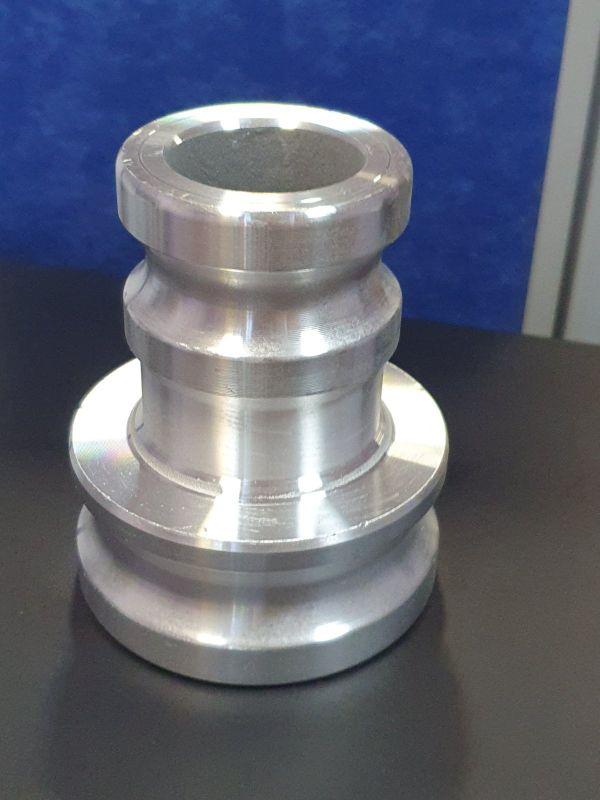 Перех. Муфта з'єднання алюміній Тип AA Nd75/50 (AA3020)