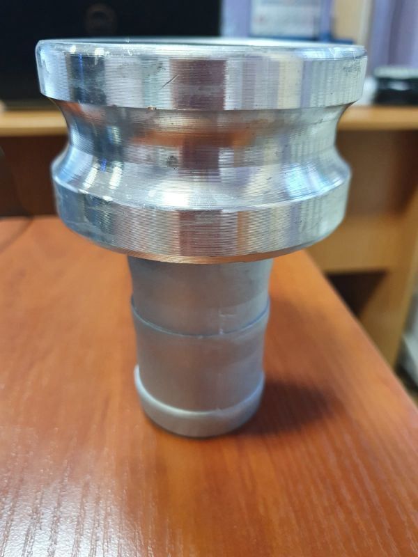 Camlock з'єднання алюміній Тип ER 75/50мм (ER3020)