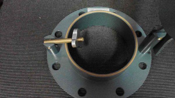 Люк замірний ЛЗ-150 фланцевий